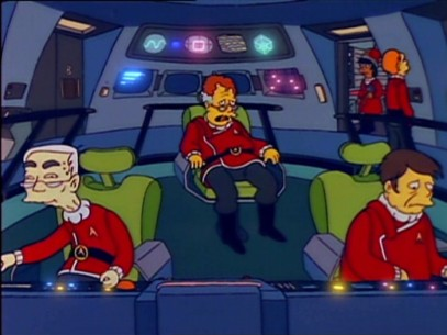 Again with the Klingons.